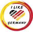I like Germany