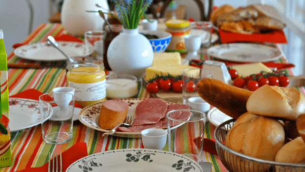 Deutsches Frühstück: Having Breakfast the German Style