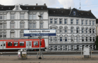 In the bosom of the Elbe: Altona