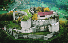 The ruler of the ruins: Hohenneuffen Castle