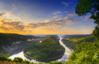 Saarschleife – the river with a view