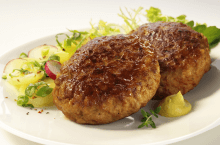 Frikadellen: Meat patties with love from Germany