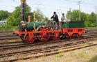 Adler Lokomotive: The German power, daringness and rapidity