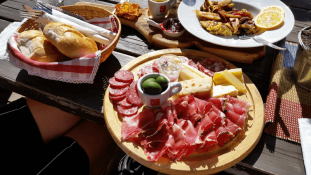 Brotzeit: Savor the traditional Bavarian delicacy