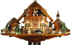 Cuckoo clock: Clocks from the Black Forest