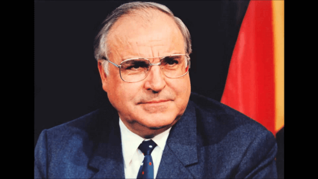 Helmut Kohl: The Extraordinary Gentleman