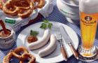 German Weißwurst