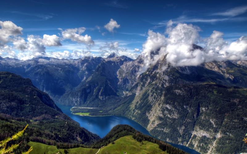 Places to visit in Watzmann Berchtesgaden